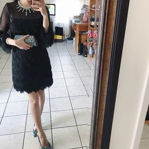 Alexis black dress
